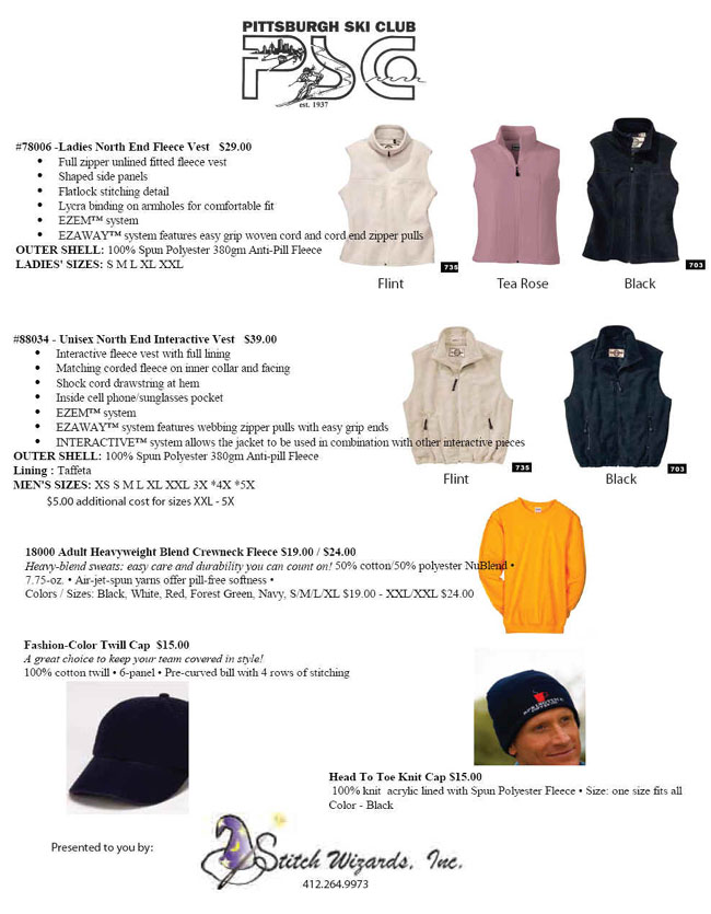 More logowear products